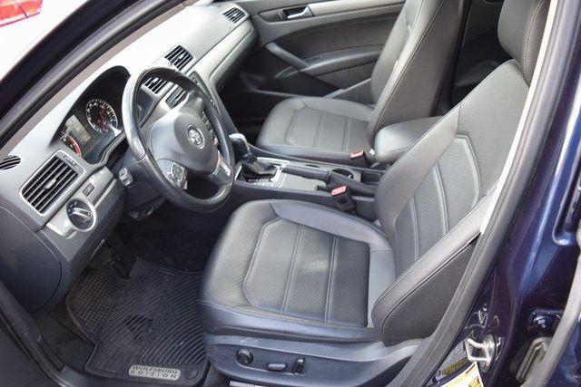 2015 Volkswagen Passat 1.8T Wolfsburg Ed Richmond Hill, New York 19