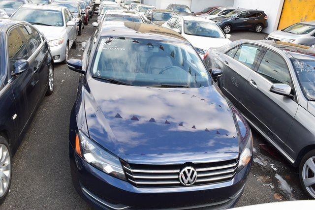 2015 Volkswagen Passat 1.8T Wolfsburg Ed Richmond Hill, New York 2
