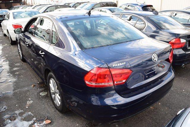 2015 Volkswagen Passat 1.8T Wolfsburg Ed Richmond Hill, New York 6
