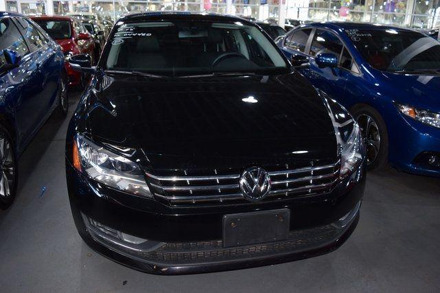 2015 Volkswagen Passat 2.0L TDI SEL Premium Richmond Hill, New York 1