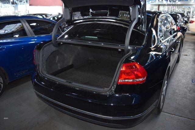 2015 Volkswagen Passat 2.0L TDI SEL Premium Richmond Hill, New York 16