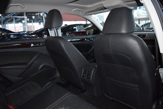 2015 Volkswagen Passat 2.0L TDI SEL Premium Richmond Hill, New York 22