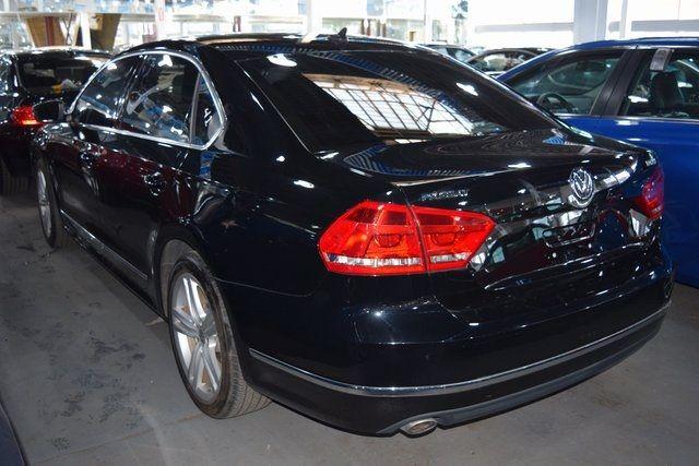 2015 Volkswagen Passat 2.0L TDI SEL Premium Richmond Hill, New York 3