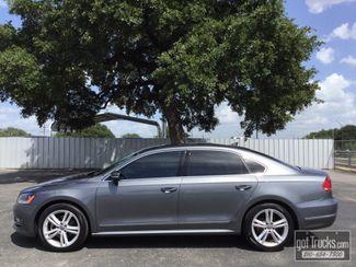 2015 Volkswagen Passat 2.0L TDI SEL Premium | American Auto Brokers San Antonio, TX in San Antonio Texas