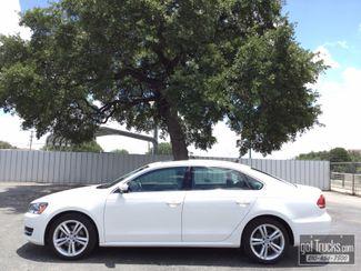 2015 Volkswagen Passat 2.0L TDI SE w/Sunroof | American Auto Brokers San Antonio, TX in San Antonio Texas