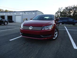 2015 Volkswagen Passat 1.8T SE SEFFNER, Florida 4