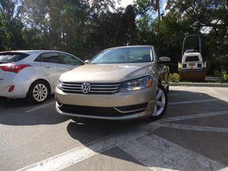 2015 Volkswagen Passat 1.8T SE LEATHER. BACKUP CAMERA. HEATED SEATS SEFFNER, Florida 4