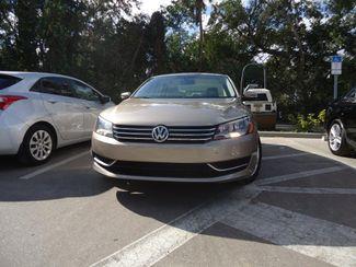 2015 Volkswagen Passat 1.8T SE LEATHER. BACKUP CAMERA. HEATED SEATS SEFFNER, Florida 5