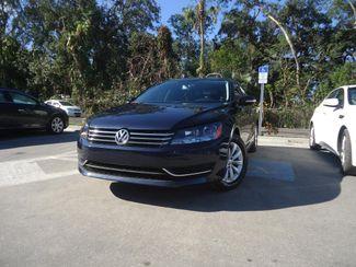 2015 Volkswagen Passat 1.8T Wolfsburg Ed SEFFNER, Florida 3