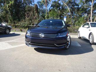 2015 Volkswagen Passat 1.8T Wolfsburg Ed SEFFNER, Florida 4