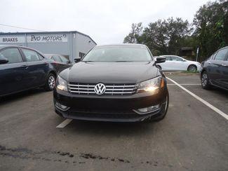 2015 Volkswagen Passat 1.8T Limited Edition SEFFNER, Florida 5