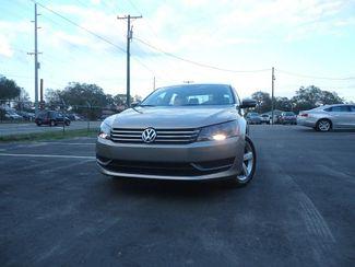 2015 Volkswagen Passat SE. LEATHER. BACKUP CAMERA SEFFNER, Florida 4