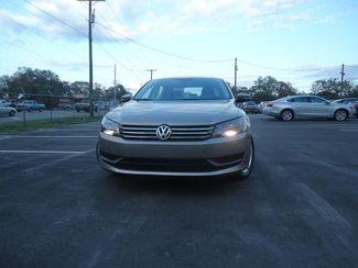 2015 Volkswagen Passat SE. LEATHER. BACKUP CAMERA SEFFNER, Florida 5