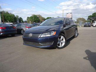 2015 Volkswagen Passat 1.8T SE SEFFNER, Florida 5