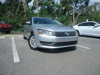 2015 Volkswagen Passat 1.8T Wolfsburg Ed SEFFNER, Florida 8