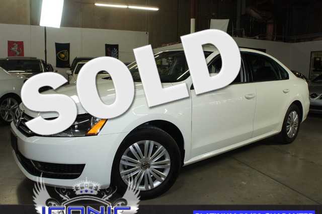 This 2015 Volkswagen Passat 1.8T S is a Iconic Motors Featured Car