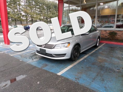 2015 Volkswagen Passat 1.8T S in WATERBURY, CT