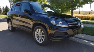 2015 Volkswagen Tiguan SE 4Motion Erie, Colorado