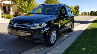 2015 Volkswagen Tiguan SE 4Motion Erie, Colorado 10