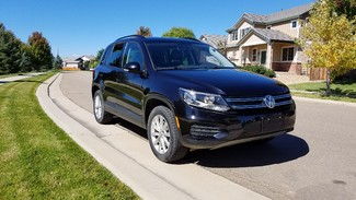2015 Volkswagen Tiguan SE 4Motion Erie, Colorado 3