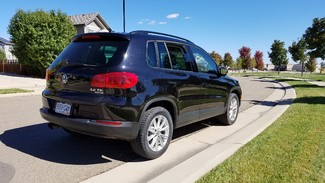 2015 Volkswagen Tiguan SE 4Motion Erie, Colorado 4