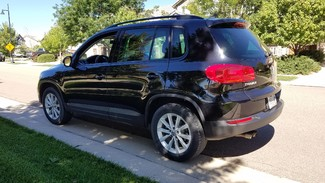 2015 Volkswagen Tiguan SE 4Motion Erie, Colorado 8