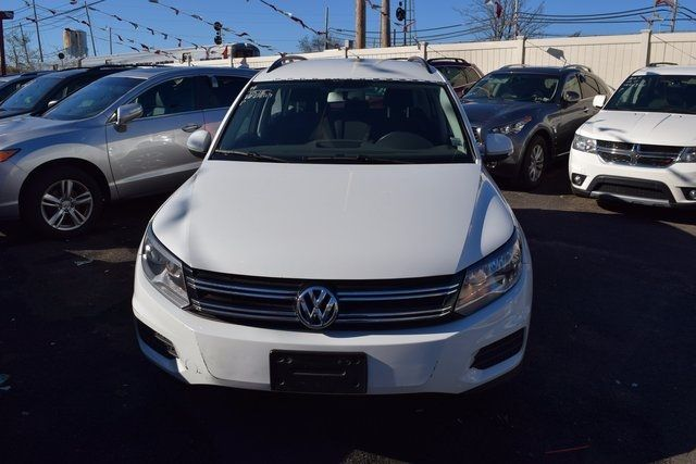 2015 Volkswagen Tiguan S Richmond Hill, New York 2