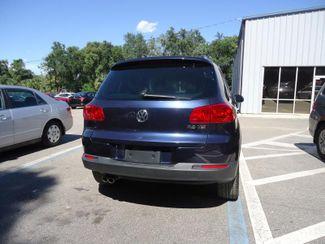 2015 Volkswagen Tiguan SE SEFFNER, Florida 11