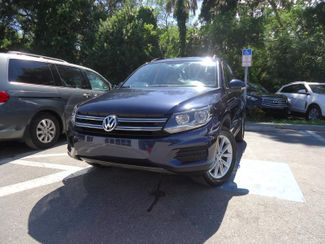 2015 Volkswagen Tiguan SE SEFFNER, Florida 4