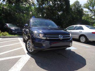 2015 Volkswagen Tiguan SE SEFFNER, Florida 6