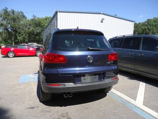 2015 Volkswagen Tiguan SE SEFFNER, Florida 9
