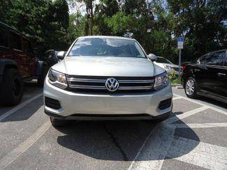 2015 Volkswagen Tiguan BACK UP CAMERA SEFFNER, Florida 10