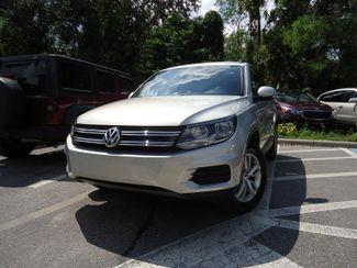 2015 Volkswagen Tiguan BACK UP CAMERA SEFFNER, Florida 5