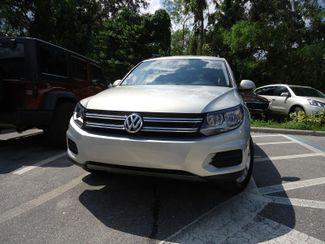 2015 Volkswagen Tiguan BACK UP CAMERA SEFFNER, Florida 6