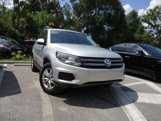2015 Volkswagen Tiguan BACK UP CAMERA SEFFNER, Florida 8