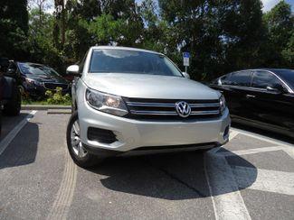 2015 Volkswagen Tiguan BACK UP CAMERA SEFFNER, Florida 9