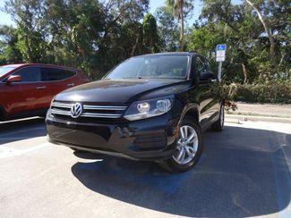 2015 Volkswagen Tiguan SE SEFFNER, Florida