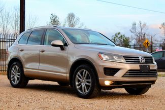 2015 Volkswagen Touareg Lux 3.0L TDI Diesel Sealy, Texas 1