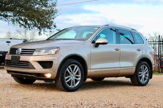 2015 Volkswagen Touareg Lux 3.0L TDI Diesel Sealy, Texas 5