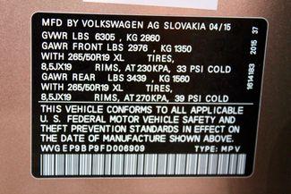 2015 Volkswagen Touareg Lux 3.0L TDI Diesel Sealy, Texas 72