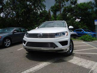 2015 Volkswagen Touareg Lux SEFFNER, Florida 8