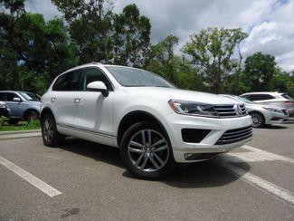 2015 Volkswagen Touareg Lux SEFFNER, Florida 9