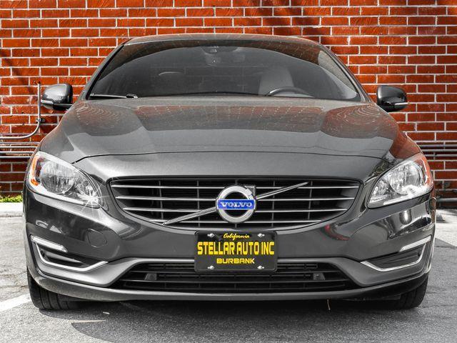 2015 Volvo S60 T5 Drive-E Premier Burbank, CA 2