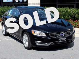 2015 Volvo S60 T5 Premier  Camera/NAV/BLIS/Park Assist Rockville, Maryland