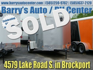 2015 Wells Cargo FastTrac 6 x 10 Brockport, NY