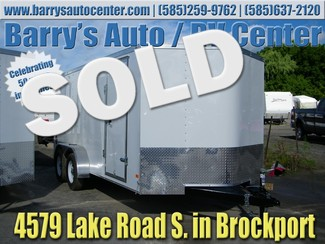 2015 Wells Cargo FastTrac 7 x 16 Brockport, NY