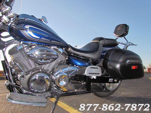 2015 Yamaha V-STAR 1300 TOURER XVS13CTF 1300 TOURER XVS13CTF McHenry, Illinois 27