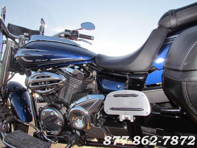 2015 Yamaha V-STAR 1300 TOURER XVS13CTF 1300 TOURER XVS13CTF McHenry, Illinois 28