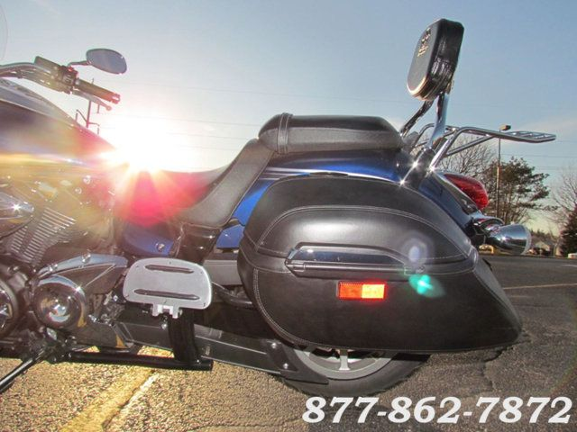 2015 Yamaha V-STAR 1300 TOURER XVS13CTF 1300 TOURER XVS13CTF McHenry, Illinois 29