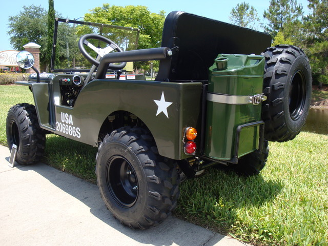 2016 Zhejiang Jeep Replica 1/4 Daytona Beach, FL 5
